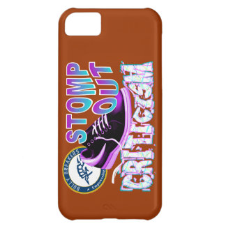 Stomp Out Criticism Anti-Bullying Product iPhone 5C Cases