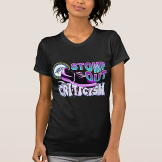 Stomp Out Criticism Anti-Bullying Product T-Shirt
