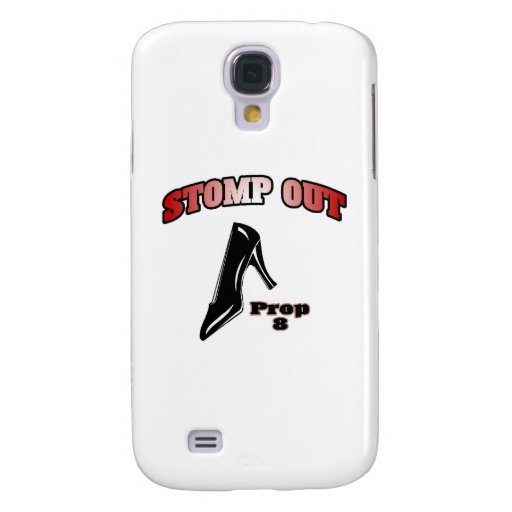 Stomp Out Prop 8 Samsung Galaxy S4 Case