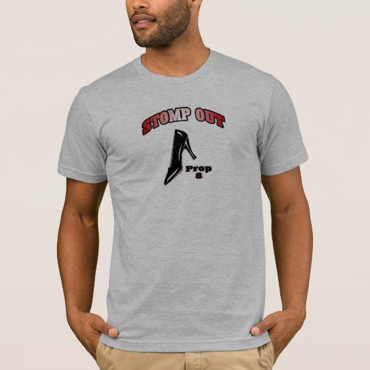 Stomp Out Prop 8 T-Shirt