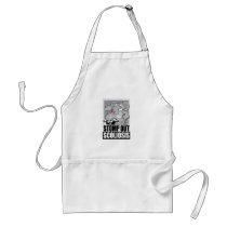 Stomp Out Scoliosis Adult Apron