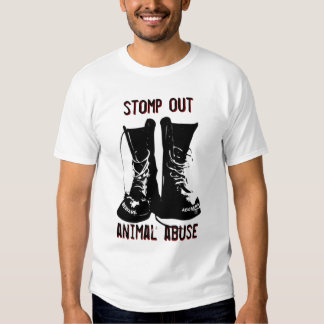 Stomp Out Tee Shirt