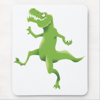 Stomp pad mouse pad