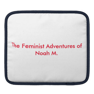 Stomp the Patriarchy Sleeve For iPads