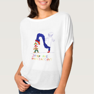 Stomp the Patriarchy T-Shirt