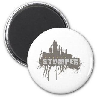 Stomper Imán Redondo 5 Cm