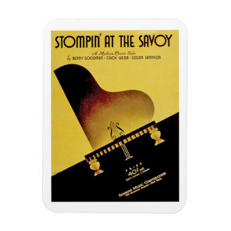 Stompin' at the Savoy Magnet