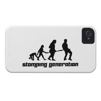 Stomping Generation Case-Mate iPhone 4 Case
