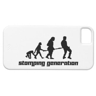Stomping Generation iPhone SE/5/5s Case