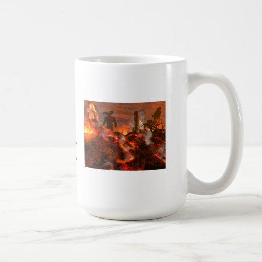 """""""Stomping Grounds"""" Mug"""