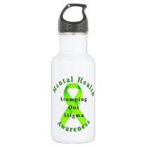Stomping Out Stigma Stainless Steel Water Bottle