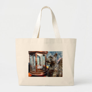 Stone and Copper Tote Bags