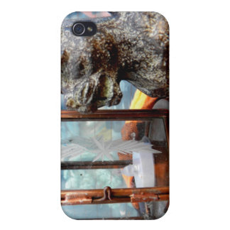 Stone and Copper Cases For iPhone 4