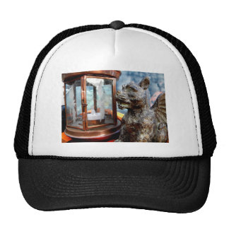 Stone and Copper Trucker Hat