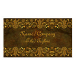 Stone and Gold Elegance Business Card Templates