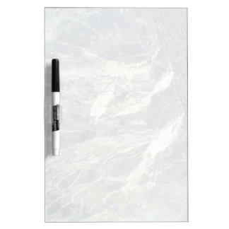 Stone and rock dry erase board