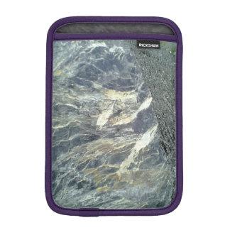 Stone and rock iPad mini sleeve