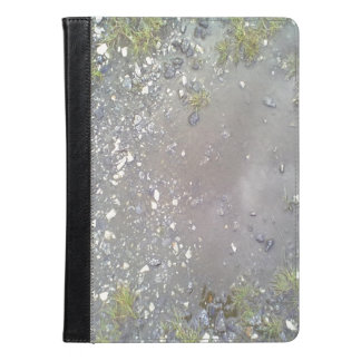 Stone and water iPad air case