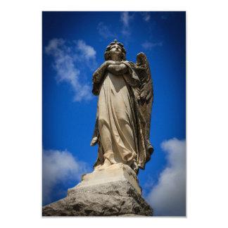 Stone Angel Card