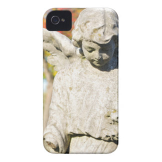 Stone angel iPhone 4 cover