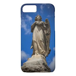 Stone Angel iPhone 7 Case
