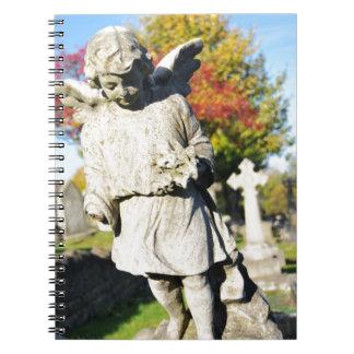 Stone angel notebook