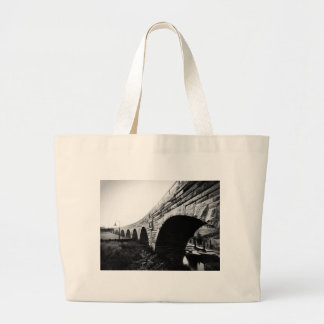 Stone Arch Bridge Canvas Bags