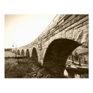 Stone Arch Bridge Post Card