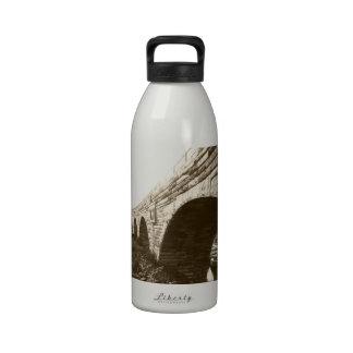 Stone Arch Bridge Reusable Water Bottle