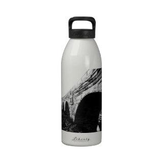 Stone Arch Bridge Reusable Water Bottles
