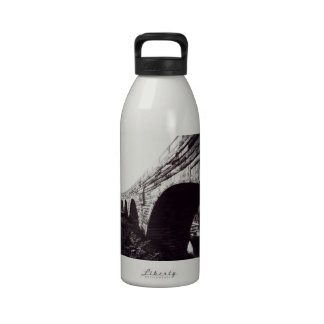 Stone Arch Bridge Water Bottle