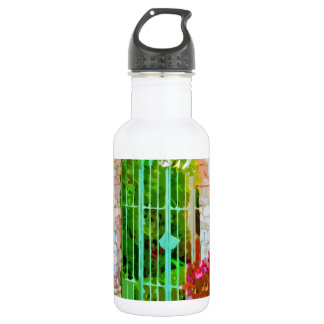 Stone Arch Colorful Gate Stainless Steel Water Bottle