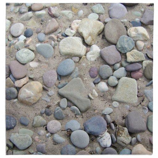 Stone Beach Napkin