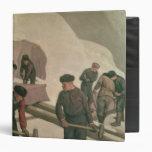 Stone Breakers, 1903 Vinyl Binder