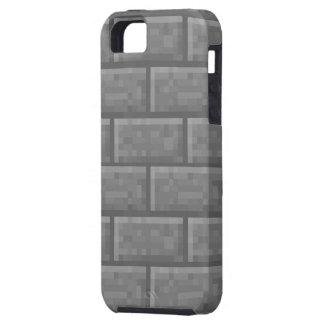 Stone Brick Voxel iPhone 5 Case