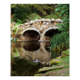 Stone Bridge Print