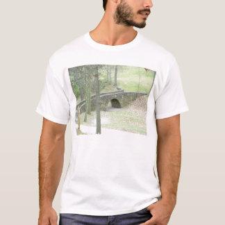 stone bridge, Winterset, Iowa T-Shirt