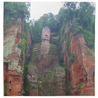 Stone Buddha Cloth Napkin