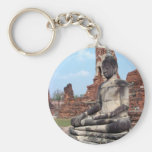 Stone Buddha Keychains