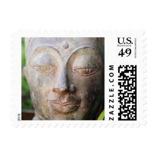 Stone Buddha Postage