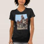 Stone Buddha T Shirts