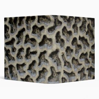 Stone Carving Pattern Binder
