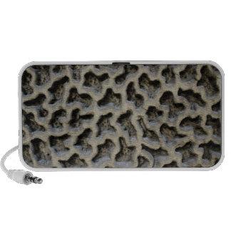 Stone Carving Pattern Portable Speaker