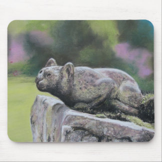 Stone Cat Mouse Pad