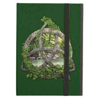 Stone Celtic Trinity Knot iPad Air Case