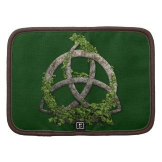 Stone Celtic Trinity Knot Organizer