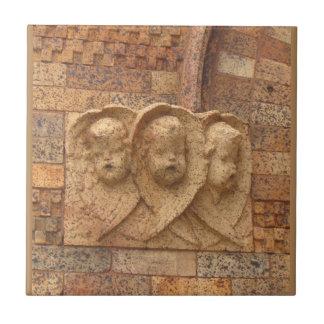 Stone Citizens three granite infants Ceramic Tile