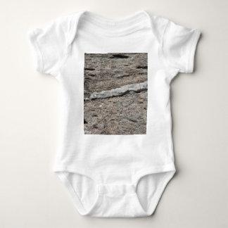 Stone Closeup Baby Bodysuit