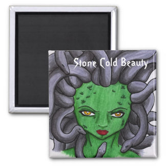 Stone Cold Beauty Magnets