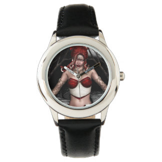Stone Cold Medua Wrist Watch